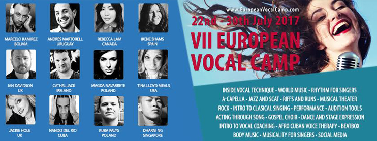 European Vocal Camp 2017