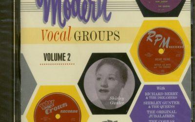 Modern Vocal Technique