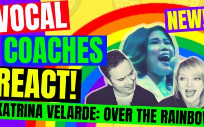 Vocal Coach Reaction Videos