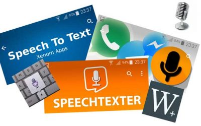 Speech To Text Apps Review – Blogging on the Go